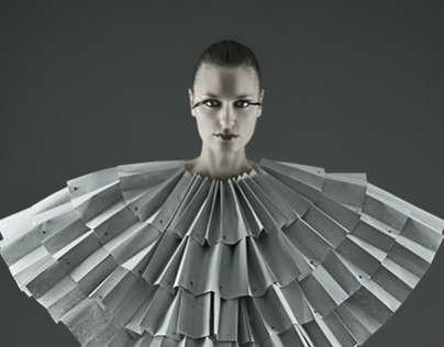 Paper Fashion - Editorial