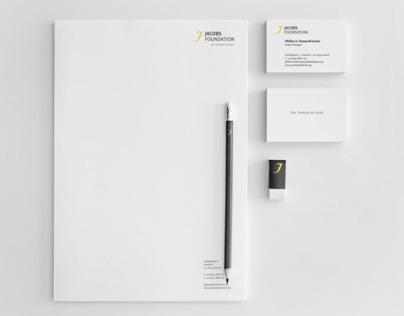 Jacobs Foundation — Brand Identity