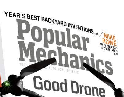 Popular Mechanics Sept 2013