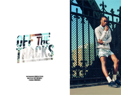 OFF THE TRACKS - Editorial
