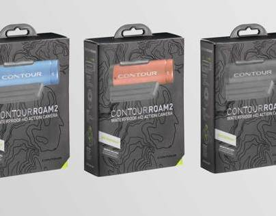 Contour Roam2 Camera Packaging