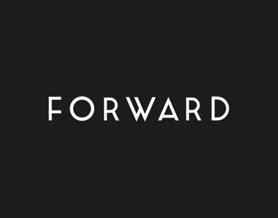 FORWARD typeface