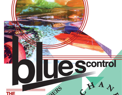 Blues Control Event Poster