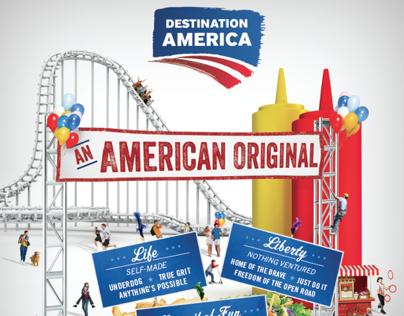 Destination America Brand Filter