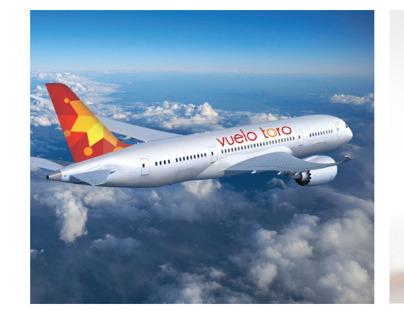 Vuelo Toro Spanish Airline