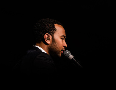 John Legend at the Tate