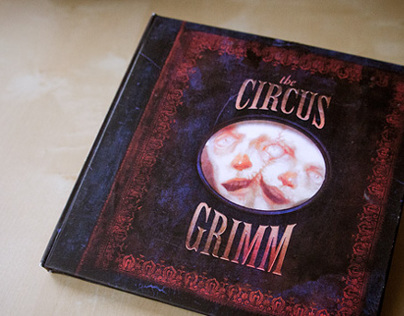 'The Circus Grimm' Book Project
