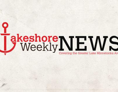 Branding: Lakeshore Weekly News