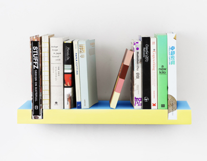 Minimal Book Shelf Film