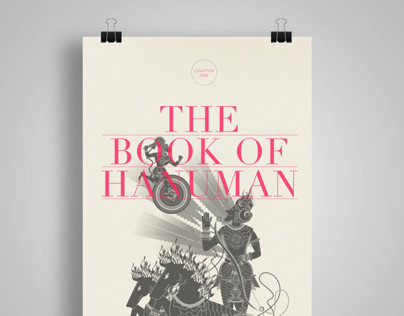 THE BOOK OF HANUMAN