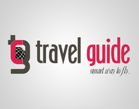 Logo Design :: Travel Guide