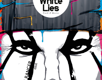 Little White Lies - Cover Illustrations
