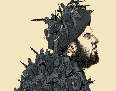 Muqtada al-Sadr and his Mahdi Army