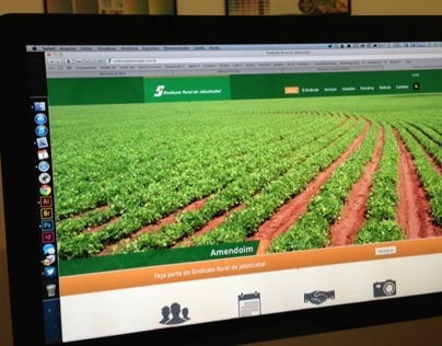 Website - Sindicato Rural de Jaboticabal