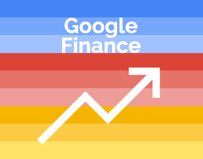 Google Finance Redesign Project