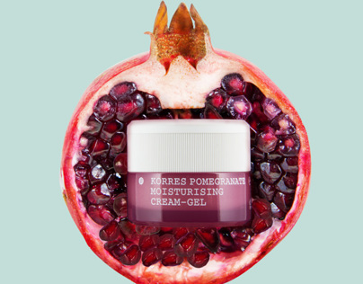 KORRES - Pomegranate