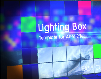 Lighting Box | AE Template
