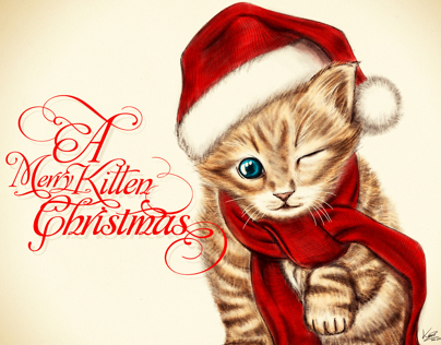 The Merry Kitten