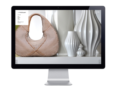 Vonholzhausen eCommerce Website