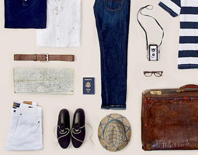 Destination Grids | Lucky Brand