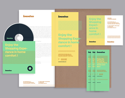 Lemontree Store Corporate Identity