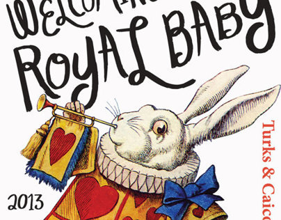 Royal Baby Stamps