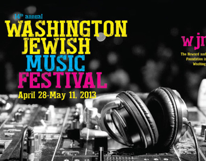Washington Jewish Music Festival 2013
