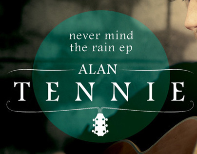 Alan Tennie album cover
