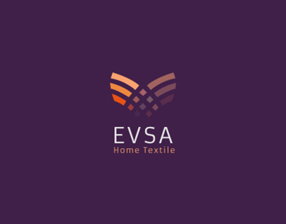 Evsa Home Logo Design