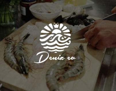 Denizev Logo Design