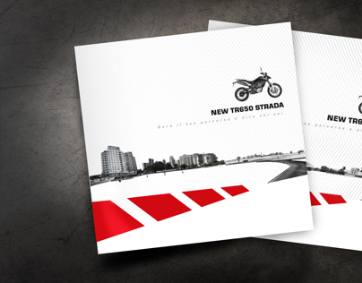 Terra&Strada Catalogue - Husqvarna Motorcycles