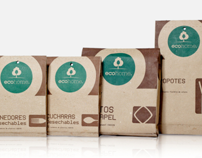 Ecohome - Disposable products