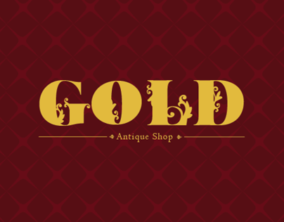 Gold - Antique Shop