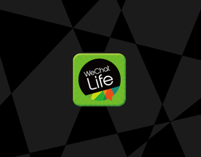 WeChat Life Logo and Promo