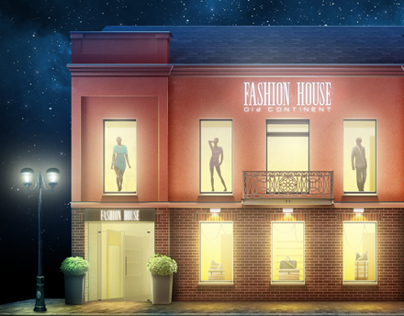 Fashion House website