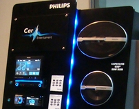 Exhibidor Car Entertaiment | Philips