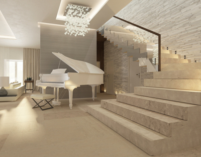 Project- Villa Interior