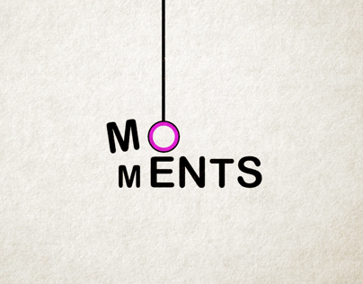 Moments_30' title sequence