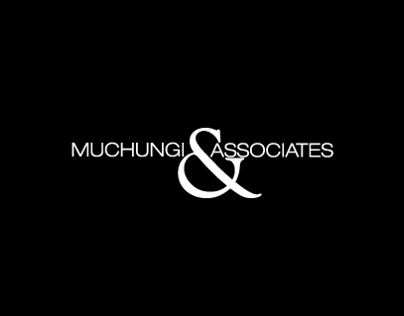 Muchungi & Associates Logo and Stationary