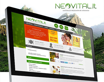 Neovital - natural products & vitamins