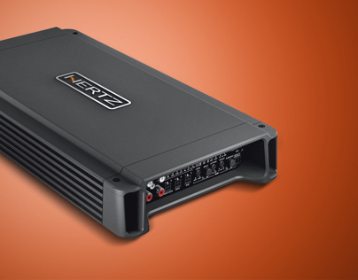HCP Amplifier for Hertz