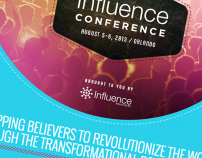 Influence Conference // web + logo