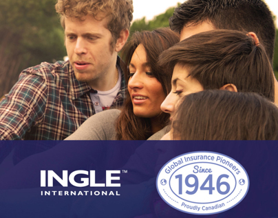 Print Ads for Ingle International