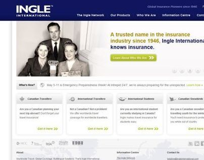 Ingle International Websites
