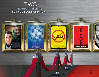 The Weinstein Co's Academy Consideration Ads