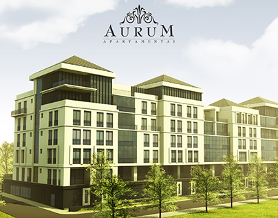 Aurum apartments - real estate