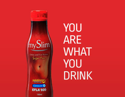 My Slim - You Are What You Drink