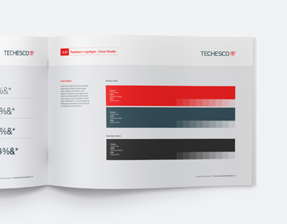 Techesco Brand Identity