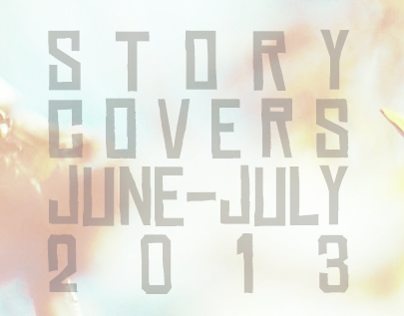Story Covers - June/July 2013