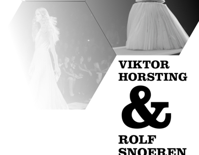 Viktor & Rolf Mini Booklet